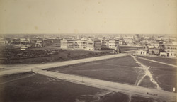 Government House and missionary buildings, Calcutta.